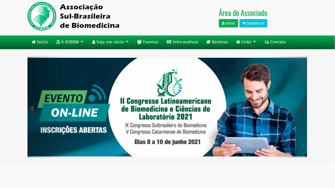 ASBBM – Associação Sul-Brasileira de Biomedicina