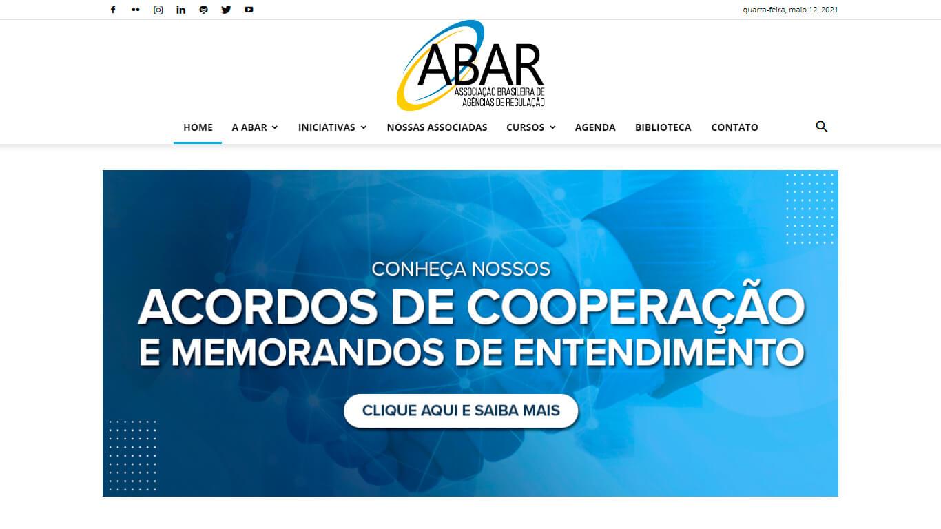ABAR – Associação Brasileira de Agências de Regulação